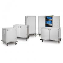 Stainless Steel Cabinet Carts 108x108