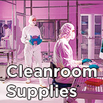 Cleanroom supplies