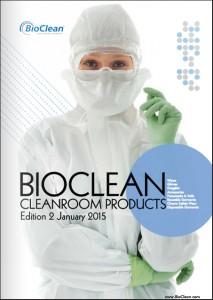 BioClean Catalog Cleanroom supplies