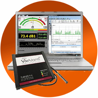 VivAlarm Monitor