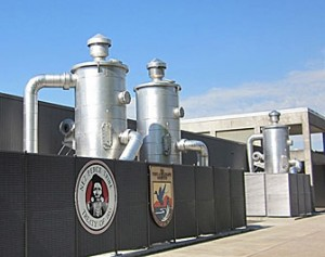 Degassing Towers and Assorted Equipment