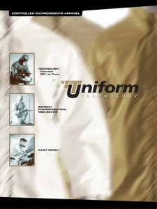 Uniform Technology Cleanroom Catalog of Cleanroom supplies