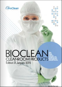BioClean Catalog Cleanroom supplies