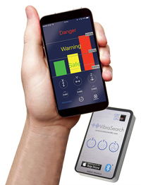 VibraSearch Vibration Monitor